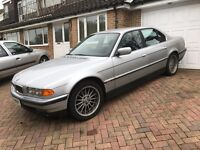 BMW 728 (E38) Auto Top Specification in V good condition Lovely cruising car