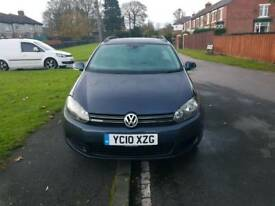 2010 vw golf estate 1.6 tdi blumotion