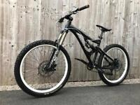 Titus El Guapo full Suspension Enduro/Downhill Bike, LIKE NEW, HIGH SPEC, FOX