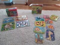 Children's jigsaw bundle