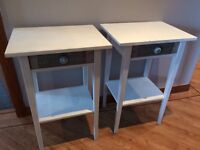 Upcycle project bedside table drawers