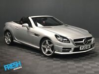 Mercedes-Benz SLK 2.1 CDI SLK250 AMG Sport Blueefficiency Auto