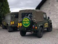 Caravan, Motorhome, Trailer & Vehicle Storage Royal Deeside