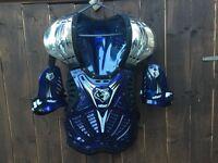 Motocross body ARMOUR