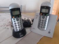 Cheap Binatone e3300 for sale - twin handsfree cordless phones