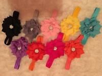 Baby girls hair bands