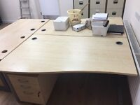 Desks, Drawers and Filing Cabinets