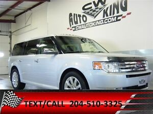 2009 Ford Flex Limited / All Wheel Drive / 6-Passanger / Leather