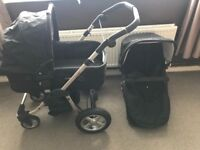 first wheels travel system!!
