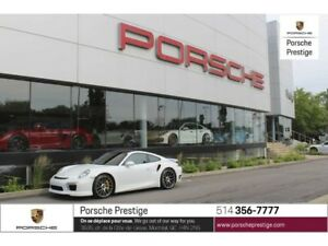 2015 Porsche 911 Turbo S Coupe Pre-owned vehicle 2015 Porsche 91