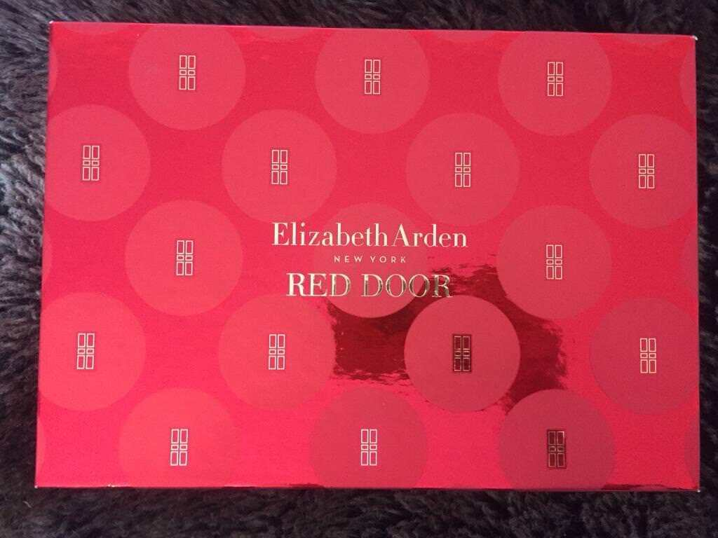 Elizabeth Arden Red Door 3 Piece Box Perfect Gift In Great