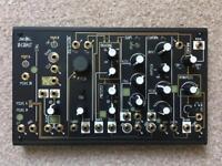Make Noise 0-coast semi modular desktop synthesiser