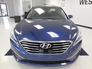 2015 Hyundai Sonata 2.4L Limited CUIR/TOIT/MAGS/NAVI 101$/semain West Island Greater Montréal image 2