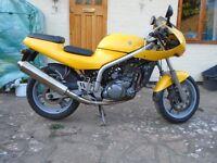 MZ Skorpion 660 1995