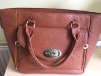 Lovely tan colour bag good size