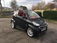 SMART FORTWO CABRIOLET PASSION AUTO
