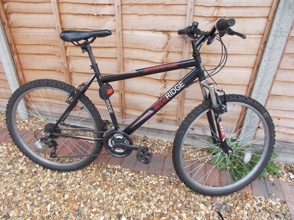 Stratos Mtn Ridge Bike In Leicester Leicestershire Gumtree