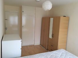 Fully furnished double room available to rent in kingsbury