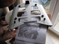 R1200GS adventure Givi Monokey plate