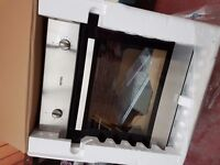 Ignis intergrated electric oven