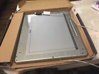Wireless scroll tablet