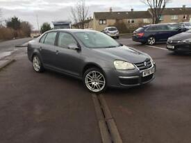 VOLKSWAGEN JETTA 1.9 TDI - ONLY DONE 83K- COMES WITH FULL YEAR MOT + 3 MONTHS WARRANTY