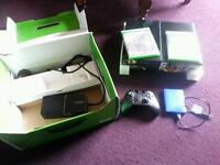 Xbox 1 with 2 games swap for a mens decent push bike or cash offers