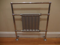 Vintage Towel Radiator, Poss Victorian. Lovely condition.