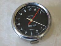 Smiths Original Chronometric Rev Counter