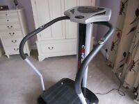 CONFIDENCE VIBRATION PLATE - fitness machine
