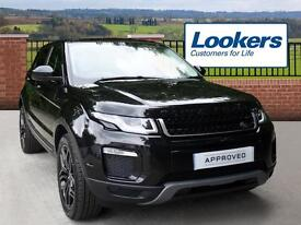 Land Rover Range Rover Evoque TD4 SE TECH (black) 2016-07-29