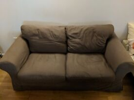 Ikea 2 seater sofa (3 year old) - In good condition