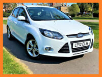 Ford, FOCUS, Hatchback, 2012, Semi-Auto, 1596 (cc), 5 doors