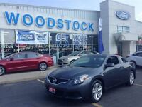 2011 Nissan Altima 2.5 S, LOCAL TRADE