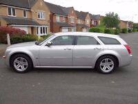 Chrysler 300C 3.0 CRD V6 5dr F/S/H DIESEL AUTO TOW BAR LOOK