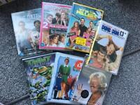 All new and sealed dvds £1 each