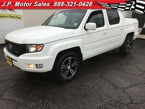 2012 Honda Ridgeline Sport, Crew Cab, Automatic, Cd Player, 4x4