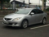 2008 MAZDA 6 2.0 TS2 AUTOMATIC * 5 DOOR * FULL HISTORY * LONG MOT * PART EX * DELIVERY *
