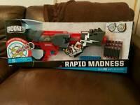 Rapid maddnesd childrens toy gun