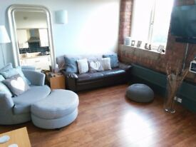 NEW Mirfield Apartment £450 per month inc free gym, close to station access to Leeds and Manchester