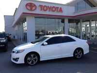 2014 Toyota Camry SE NAVIGATION ROOF ONLY 11, 839 KM'S