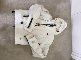 Off white/cream Protest Ski jacket