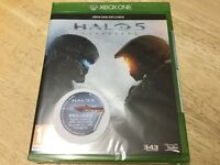 Brand New Halo 5 on Xbox One
