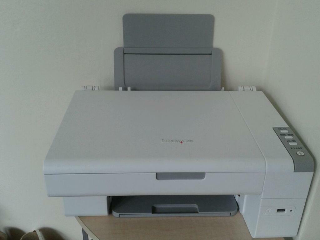 Lexmark x2450 multifunction printer (color) overview cnet.