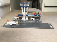 ELC wooden airport