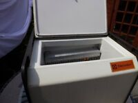Electrolux 3 Way Powered Fridge - 12 v - 240 v Mains - LPG Gas