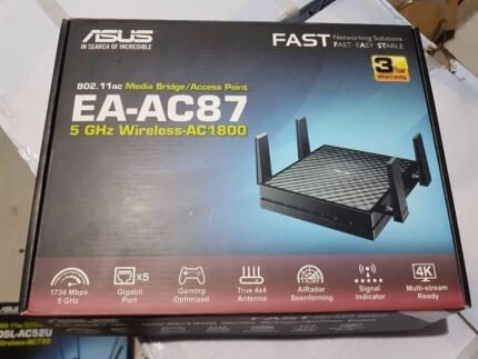 ASUS EA-AC87 802.11ac 5GHz Wireless-AC1800 Access Point