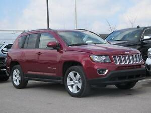 2016 Jeep Compass Bluetooth! Leather! 4X4!