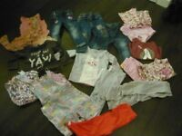 GIRLS CLOTHES BUNDLE 15 ITEMS 1 1/2 - 2 YEARS