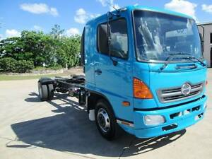 Hino FD 1024-500 Series Cab chassis Glanmire Gympie Area Preview